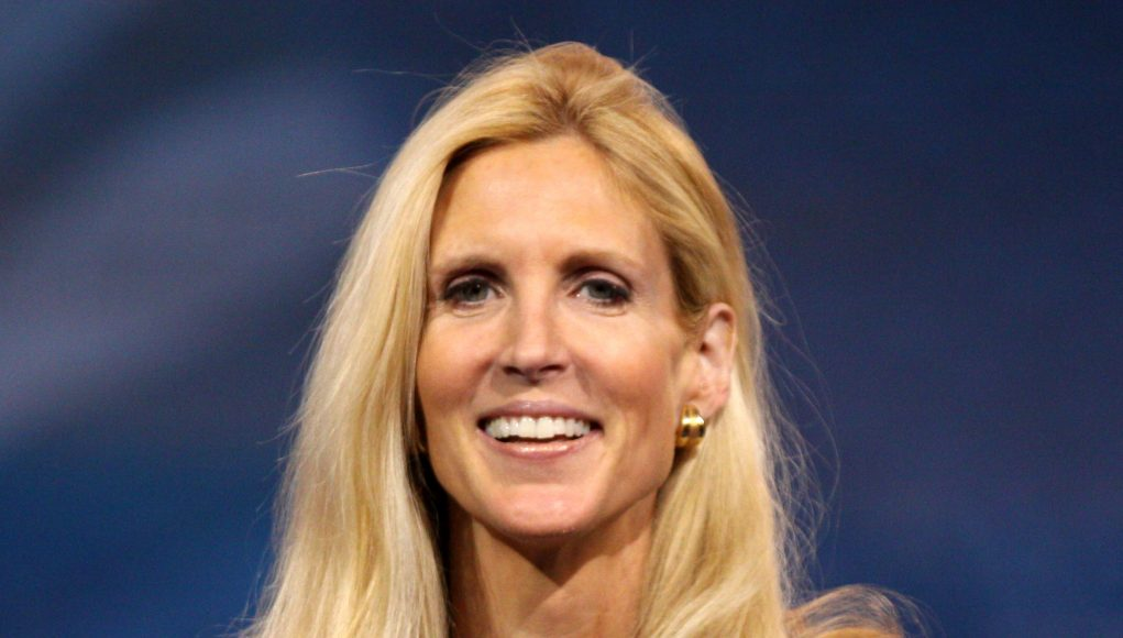 Ann Coulter is The Political Package