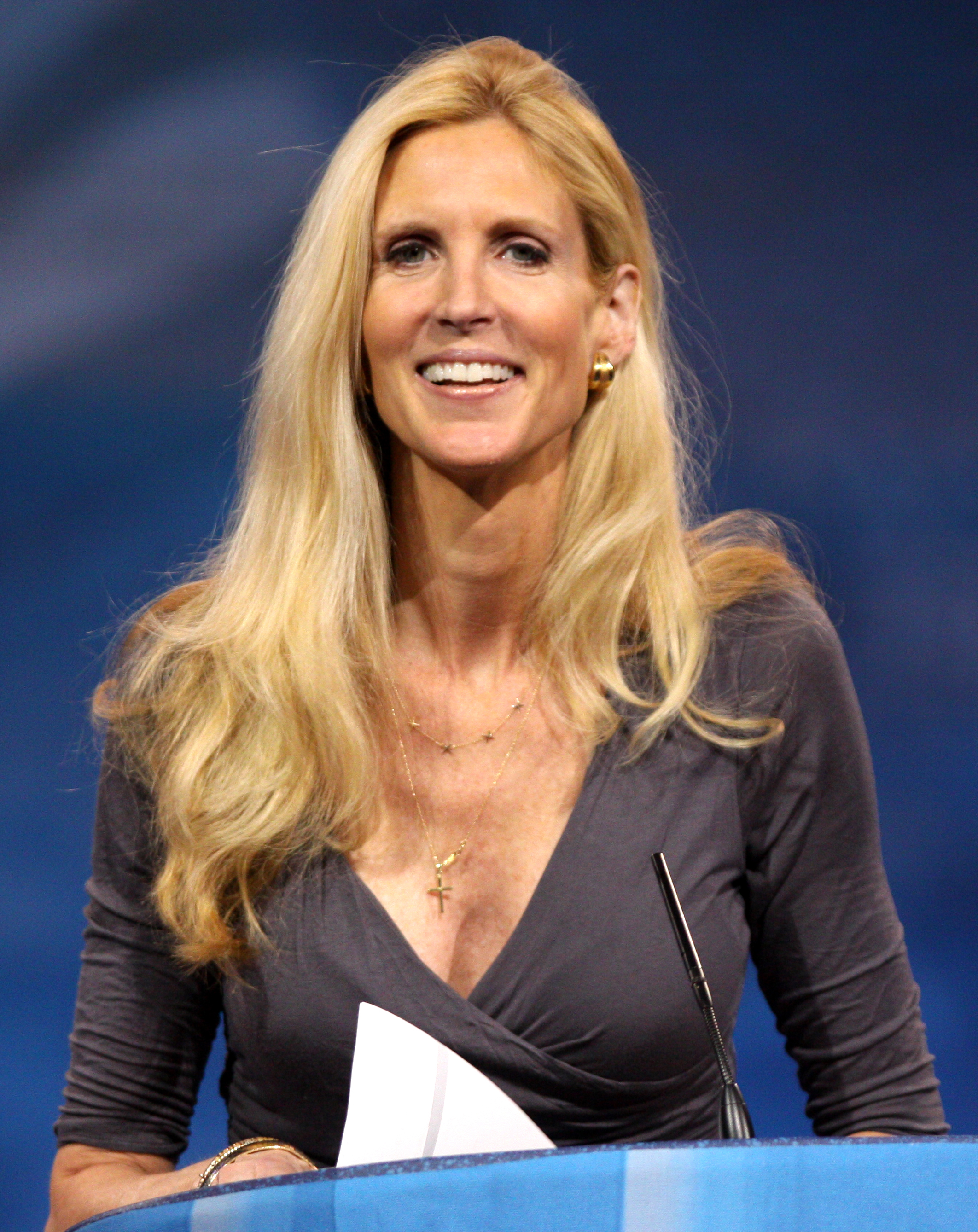 Ann Coulter Is Usually Right & Correct